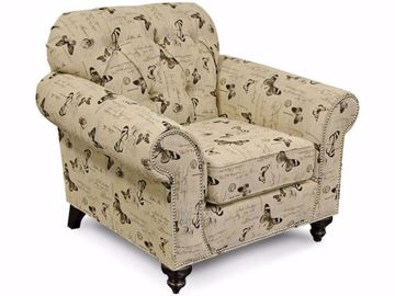 Picture of Stacy Chair with Nails