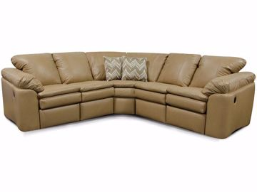 Picture of Lackawanna Leather Sectional