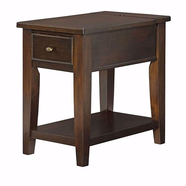 Picture of Boulevard Charging Chairside Table