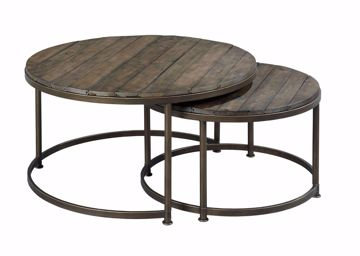 Picture of Leone Round Cocktail Table
