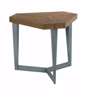 Picture of Triangulate Lamp Table