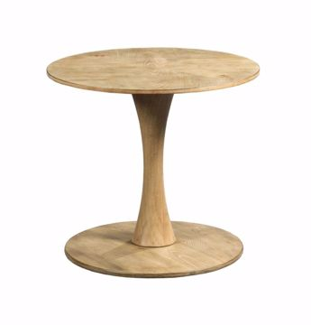 Picture of Oblique Round End Table