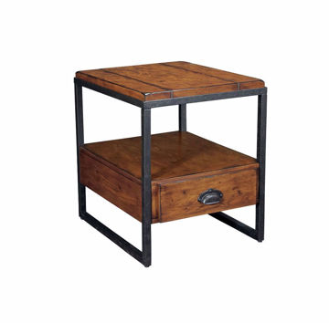 Picture of Baja Rectangular Drawer End Table