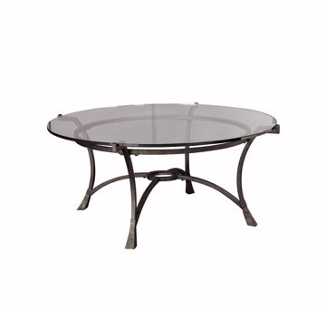 Picture of Sutton Round Cocktail Table