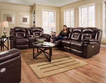 Picture of Avatar Double Reclining Sofa