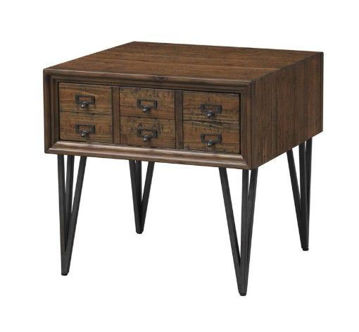 Picture of Card Catalog End Table