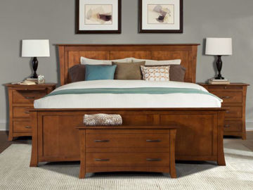 Picture of Grant Park Queen Panel Bed