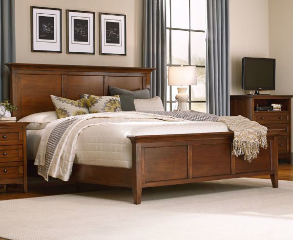 Picture of Westlake King Panel Bed