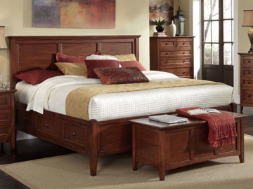 Westlake Bed By Colorado Casual