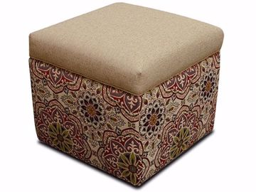 Picture of Parson Storage Ottoman