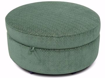Picture of Midtown Round Storage Ottoman
