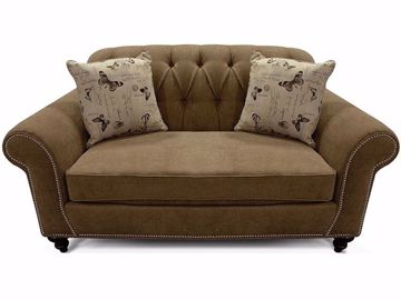 Picture of Stacy Loveseat with Nails