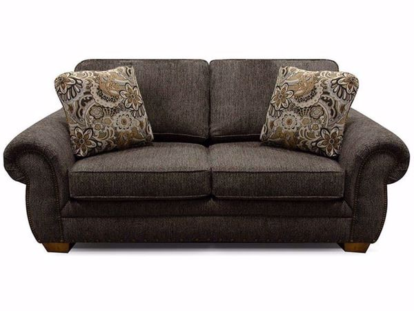 Picture of Walters Loveseat with Nails