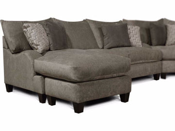 Colorado Casual Sofa with Chaise