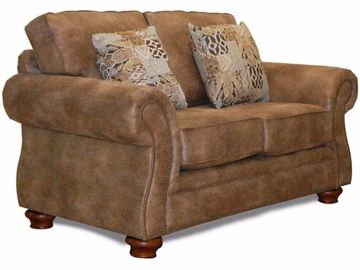 Picture of Jeramie Loveseat with Nails