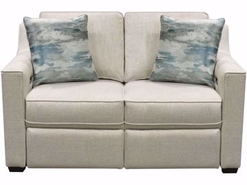 Picture of Harmony Quentin Loveseat with Power Ottoman
