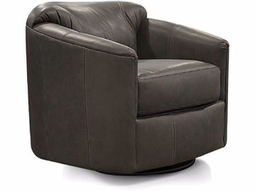 Picture of Crosby Leather Swivel Glider