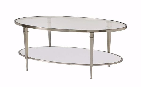 Picture of Mallory Oval Cocktail Table