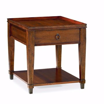 Picture of Sunset Valley Rectangular Drawer End Table