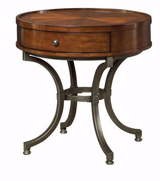 Picture of Barrow Round End Table