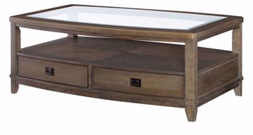 Picture of Park Studio Rectangular Cocktail Table