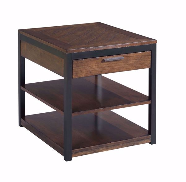Picture of Franklin Rectangular Drawer End Table