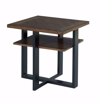 Picture of Franklin Rectangular Accent Table