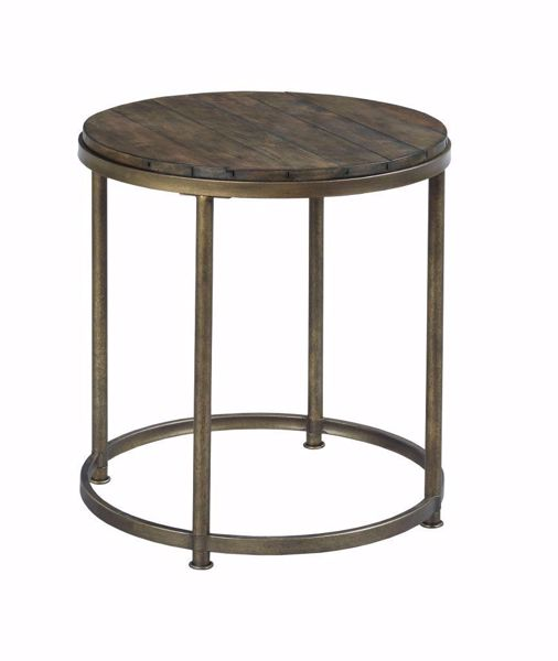 Picture of Leone Round End Table