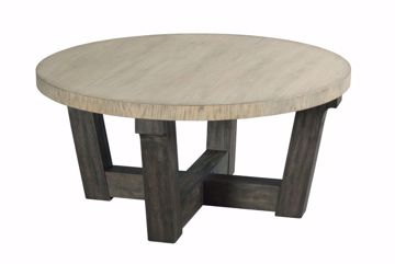 Picture of Beckham Round Cocktail Table