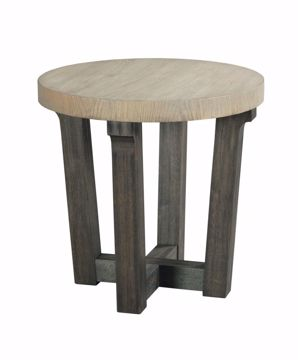 Picture of Beckham Round Accent Table