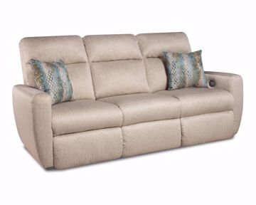 Picture of Knock Out Reclining Loveseat