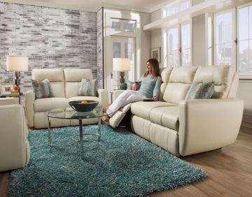 Picture of Knock Out Reclining Sofa