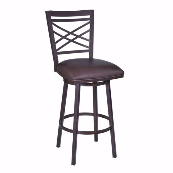 Picture of Fargo Counter Stool Brown