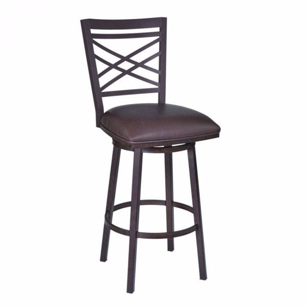 Picture of Fargo Bar Stool Brown
