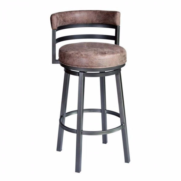 Picture of Madrid Bar Stool Tobacco