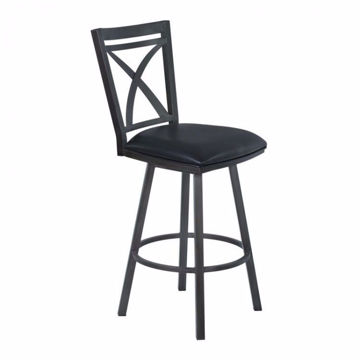 Picture of Nova Bar Stool Black