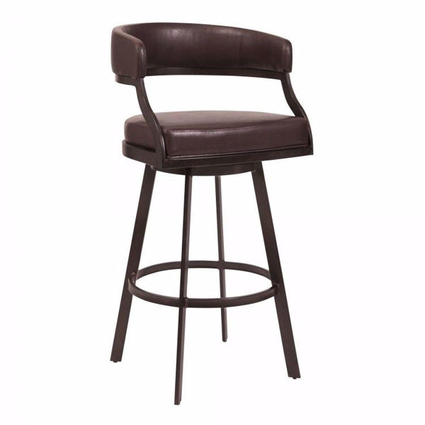 Picture of Saturn Bar Stool Brown