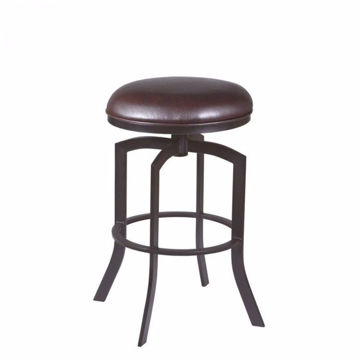 Picture of Studio Bar Stool Brown