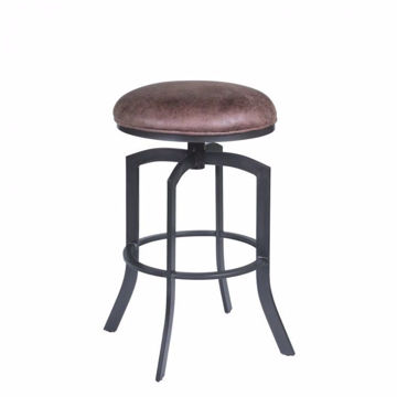 Picture of Studio Bar Stool Tabacco