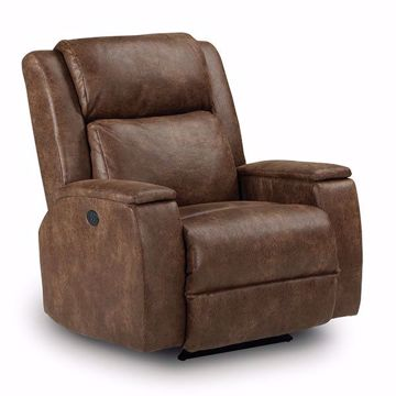 Picture of Colton Power Headrest Rocker Recliner