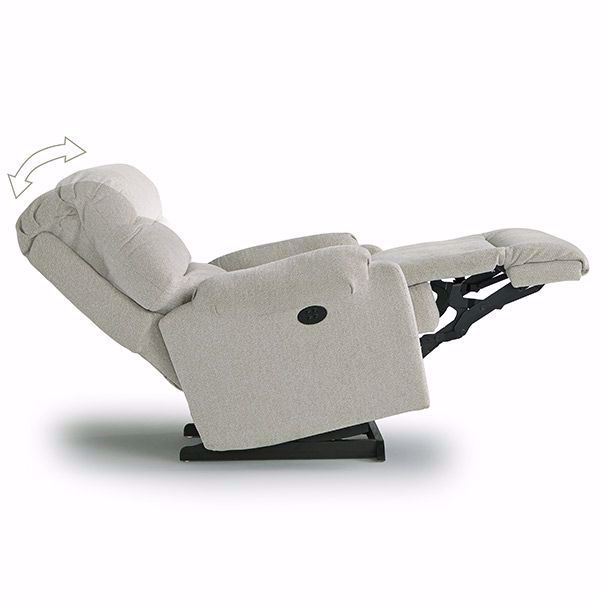 Picture of Sedgefield Power Headrest Rocker Recliner