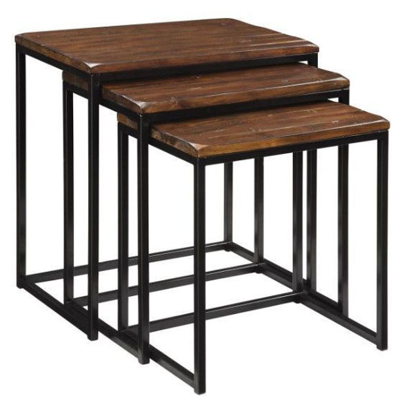 Picture of Rustic Nesting Tables