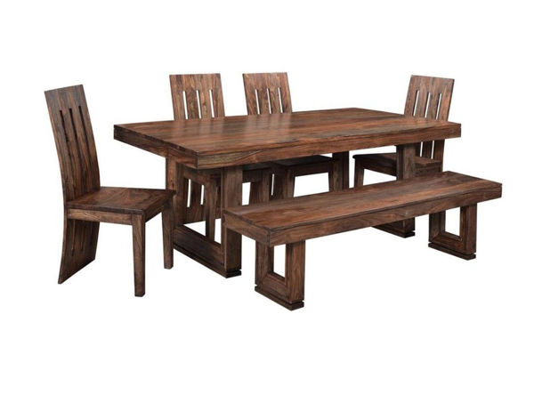Picture of Brownstone Sheesham Dining Set