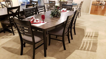 Picture of Cosmopolitan Salerno Table and 6 Chairs